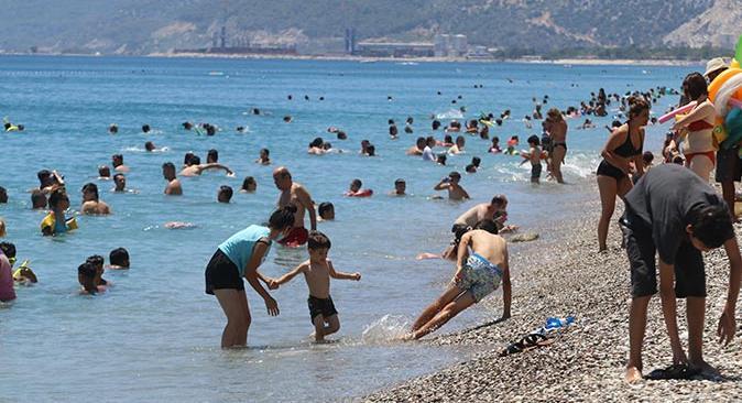 Antalya'da yüzde 202 arttı! Turist sayısı 6 milyonu geçti