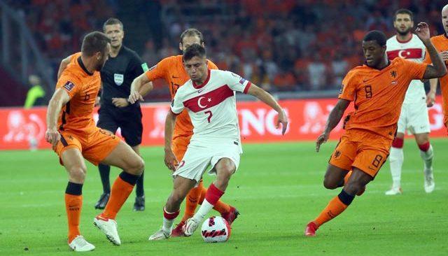 A Milli Takıma, Hollanda'dan gol yağmuru