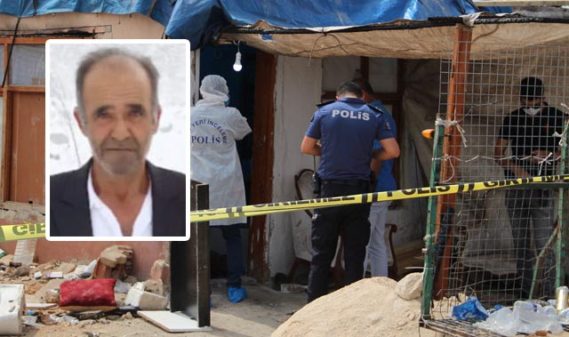 Hurdacı evinde hain saldırı! 5 bıçak darbesiyle öldürüldü...