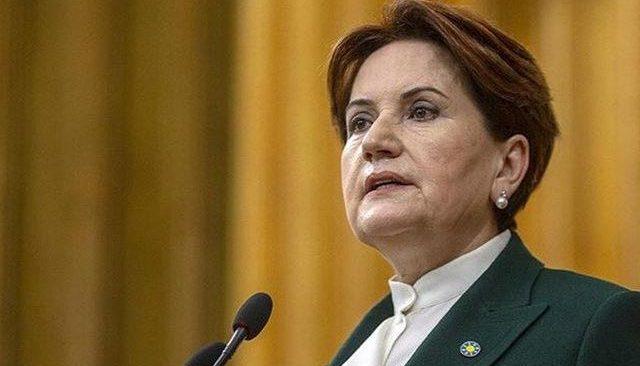 Meral Akşener'den 'cumhurbaşkanı adaylığı' açıklaması