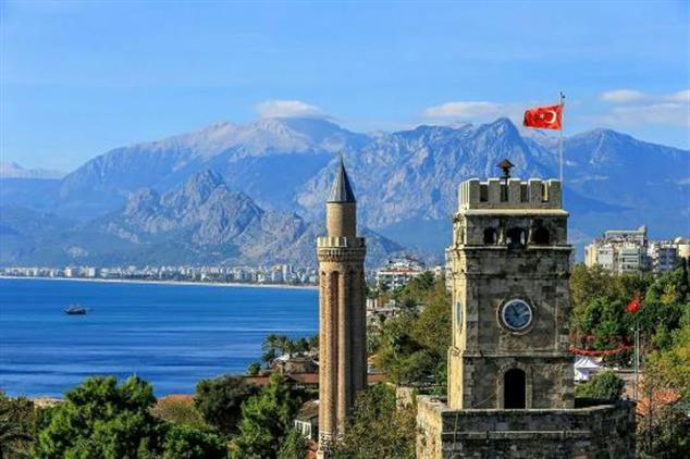 11 Eylül Cumartesi Antalya'da hava durumu...