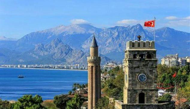 3 Eylül Cuma Antalya'da hava durumu... Meteorolojiden 3 ilçeye yağış uyarısı