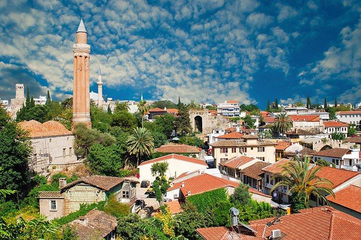 21 Eylül Salı Antalya'da hava durumu...
