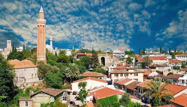 27 Eylül Pazartesi Antalya'da hava durumu...