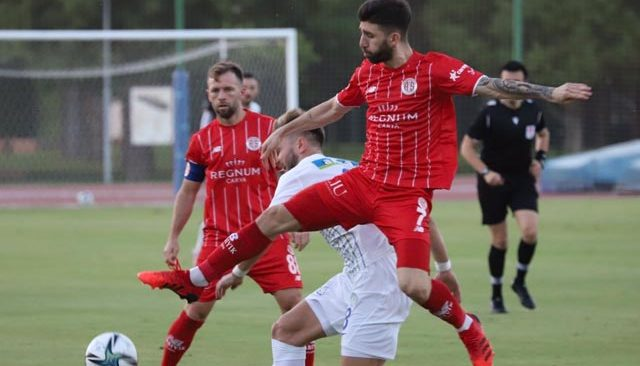 Antalyaspor hazırlık maçında Çaykur Rizespor'u yendi