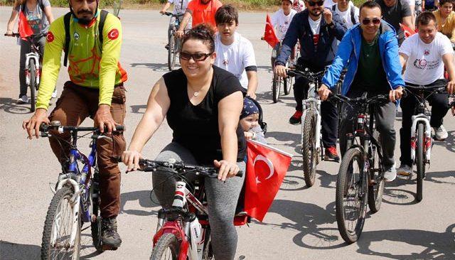 Döşemealtı, bisiklet sporunun merkezi olmak istiyor