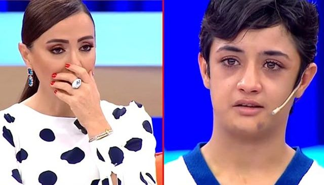 Dilek canlı yayında anlattı, tüm Türkiye gözyaşları içinde izledi...