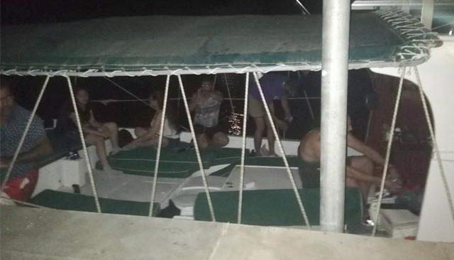 Manavgat'ta düzensiz göçmen operasyonu! 13 kişi yakalandı...