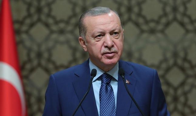 Son Dakika: Cumhurbaşkanı Erdoğan'dan ABD'ye rest: Ya uçaklarımızı verecekler ya da parayı