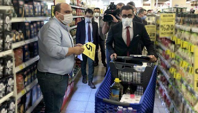 AK Partili Özkaya'dan fahiş fiyata karşı 6 öneri