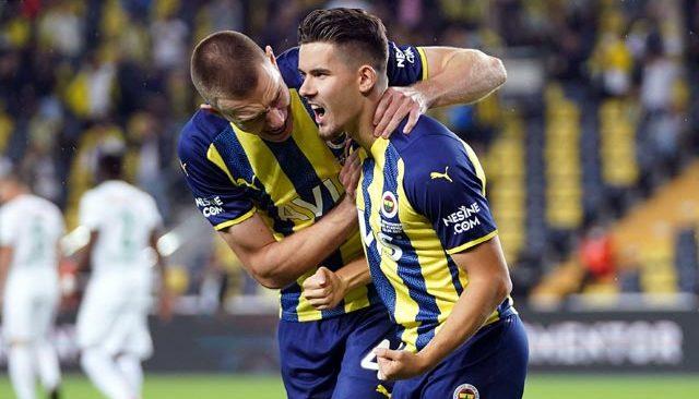 Fenerbahçe Giresunspor'u rahat geçti