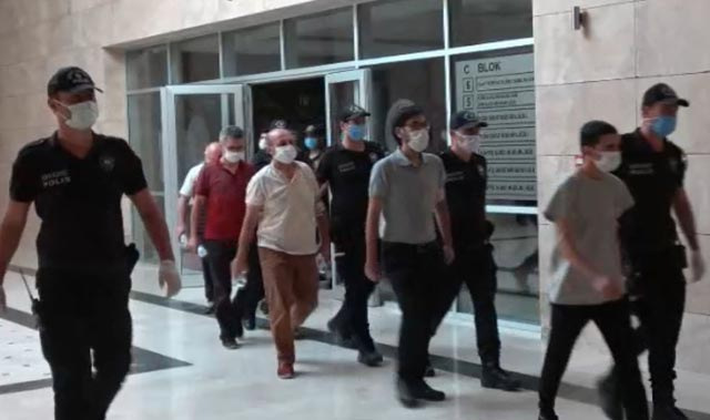 Antalya merkezli 7 ildeki FETÖ operasyonuna 23 tutuklama