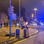 İspanya'da gençlere polis müdahalesi