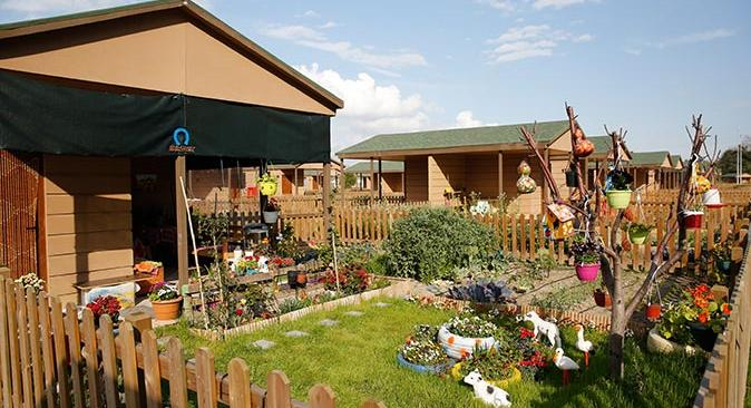 Emeklilere özel hobi bahçeleri kiralamaları için müracaatlar başladı