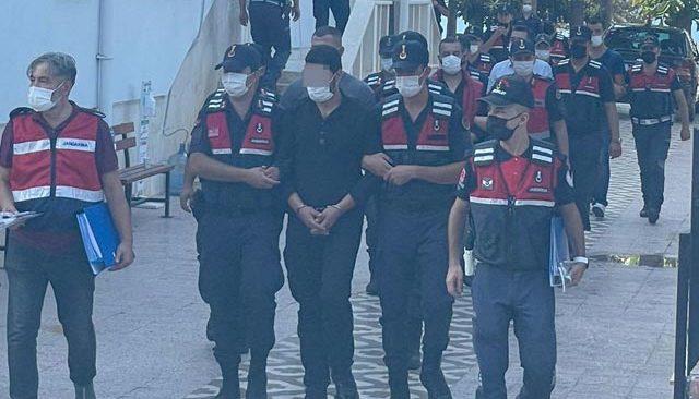 Antalya'da silahlı saldırıya karıştı! Eskişehir'de yakalandı