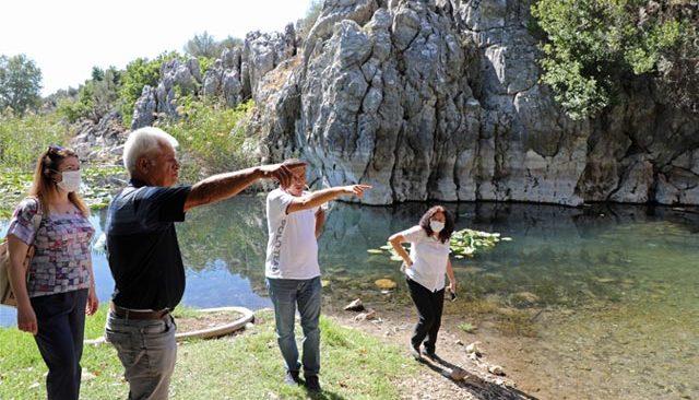 Antalya'nın içme suyu kaynaklarına sakı takip