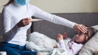 İşte çocuklarda koronavirüs ve grip belirtileri! Ayırt etmek mümkün!