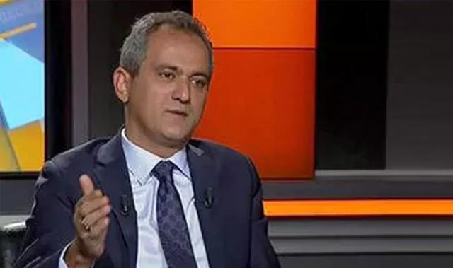 Son Dakika: Milli Eğitim Bakanı Mahmut Özer'den önemli açıklamalar