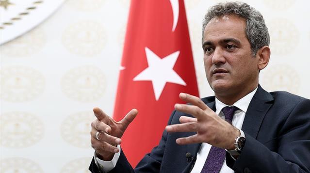"""Milli Eğitim Bakanı Mahmut Özer: """"Okulların açık olması milli güvenlik meselesidir"""""""
