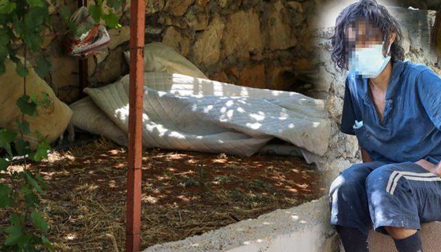 Cami bahçesinde ölen ağabeye son bakış