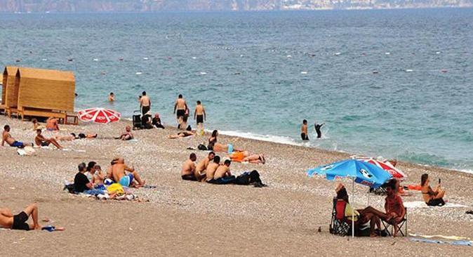 19 Eylül Pazar Antalya hava durumu