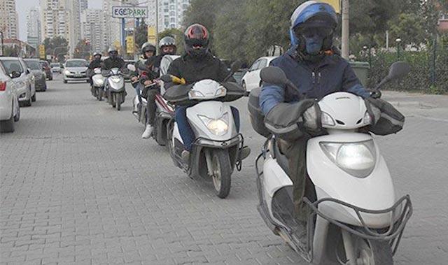 Motokuryelerle ilgili açıklamaya tepki: Başkan Çetin'in açıklaması gerçeği yansıtmıyor...