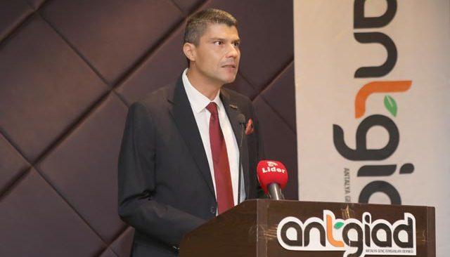 ANTGİAD Başkanı Sert: Pandemide ANTGİAD olarak büyümeye devam ettik