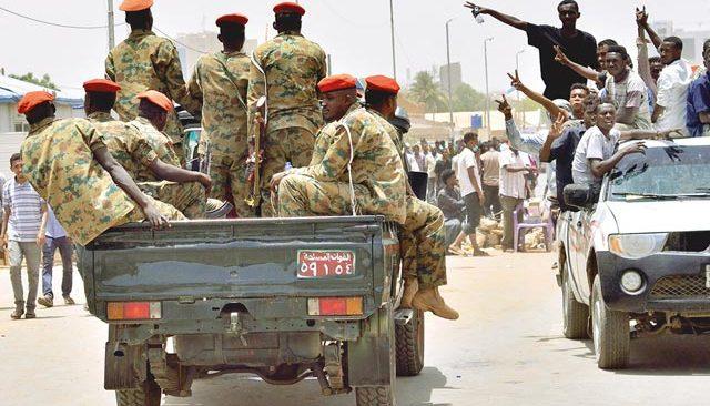 Son Dakika: Sudan'da askeri darbe girişimi