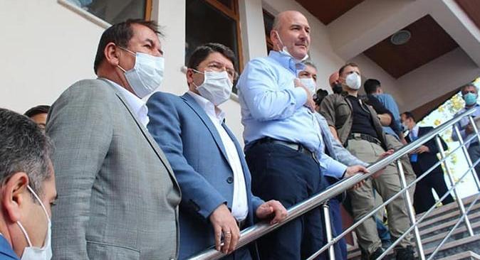 Bakan Süleyman Soylu, sel afetinin bilançosunun 3,5 milyar TL olduğunu söyledi
