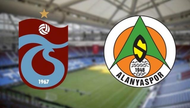 Trabzonspor ile Alanyaspor 11. randevuda
