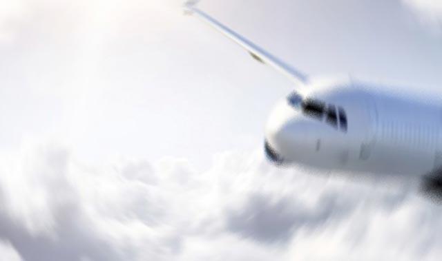 Rusya'da radardan kaybolan uçak düştü