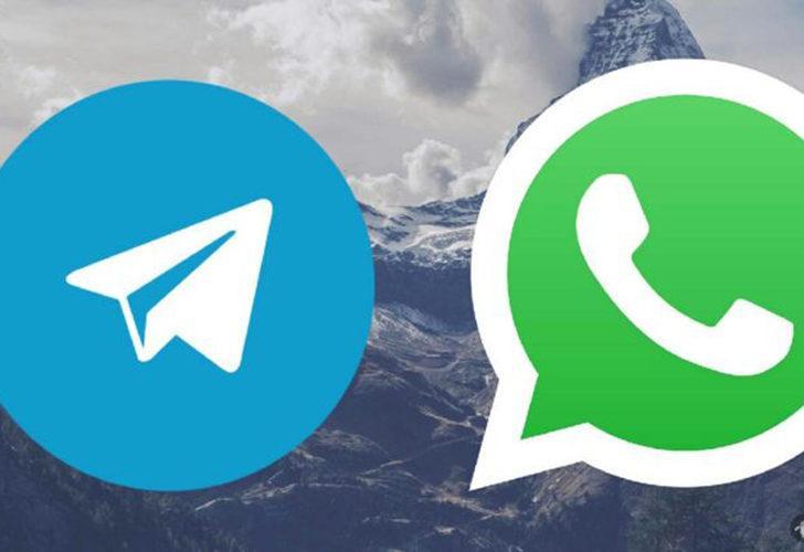 WhatsApp'tan Telegram'a geçenlerin sayısı giderek yükseliyor