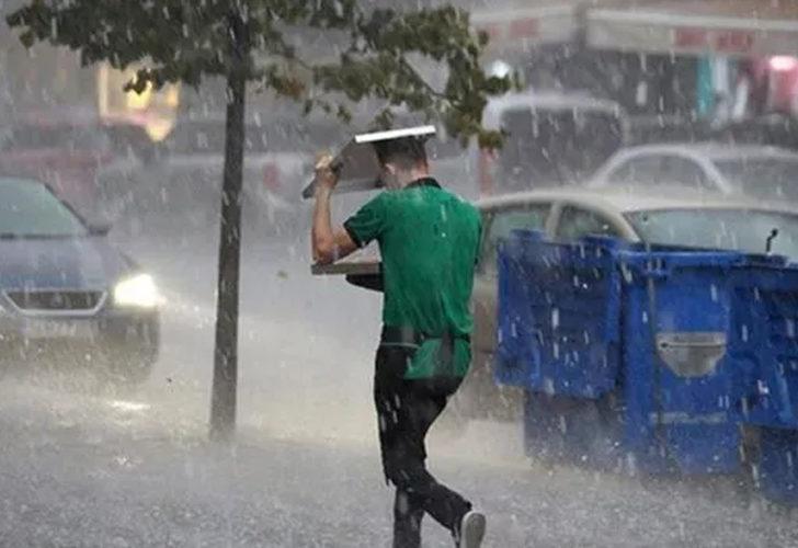 Meteorolojiden tüm Türkiye'ye uyarı! Yağış için gün verdi...