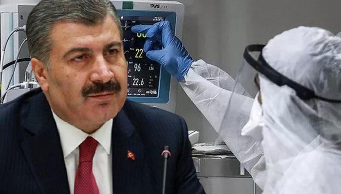 Son dakika... 12 Ekim Salı Türkiye'nin Koronavirüs Tablosu açıklandı