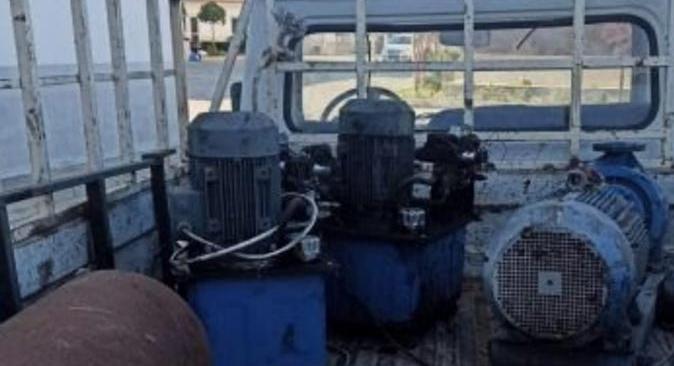 Antalya'da ekipler 15 bin TL değerinde 3 dinamo çalan şüphelileri yakaladı