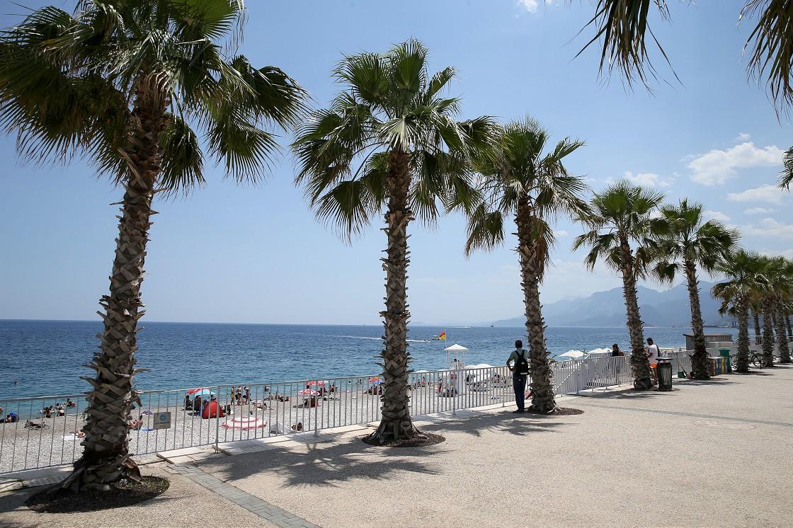 2 Ekim Cumartesi Antalya'da hava durumu...