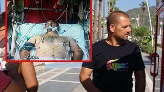 44 yaşındaki Mehmet Övet 7 kez ölümden döndü! Lakabı 'Kedi' oldu