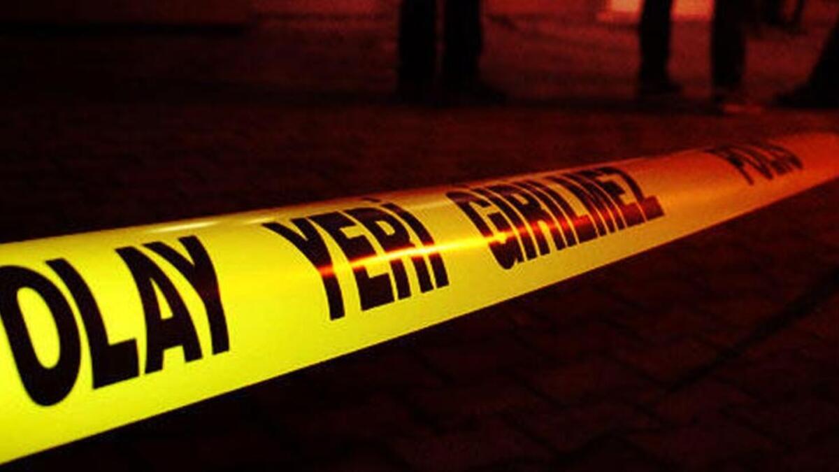 Antalya'da otel odasında şüpheli ölüm