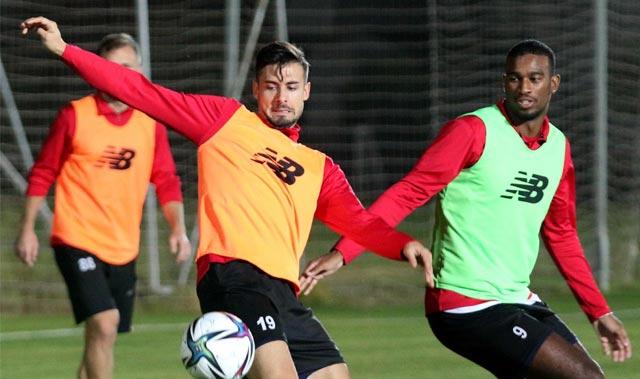 FT Antalyaspor'da, DG Sivasspor hazırlıkları sürüyor