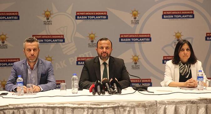 Başkan Ethem Taş açıkladı! 'Antalya Şehir Hastanesi 2023 yılında hizmete girecek'