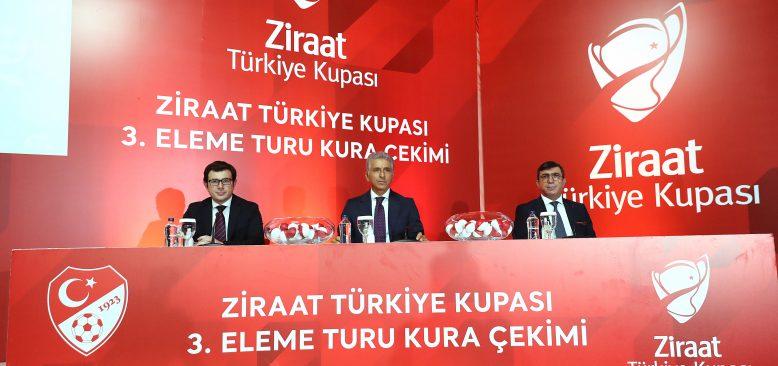 Ziraat Türkiye Kupası'nda Antalyaspor'un rakibi oldu
