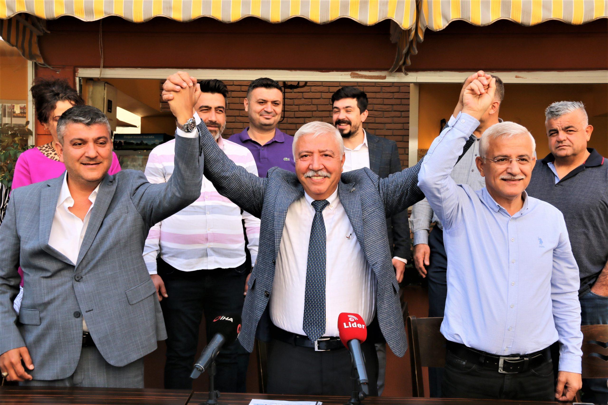 Antalya'da 3 kardeşin 3 farklı odaya başkanlık yarışı