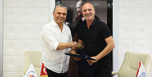 'ATOM' için imzalar atıldı! Muratpaşa'ya değer katacak proje