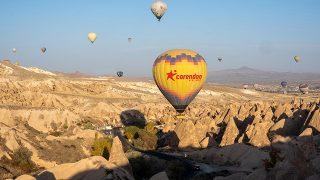 Corendon Airlines'den Salomon Cappadocia Ultra-Trail 2021'e co sponsorluk desteği