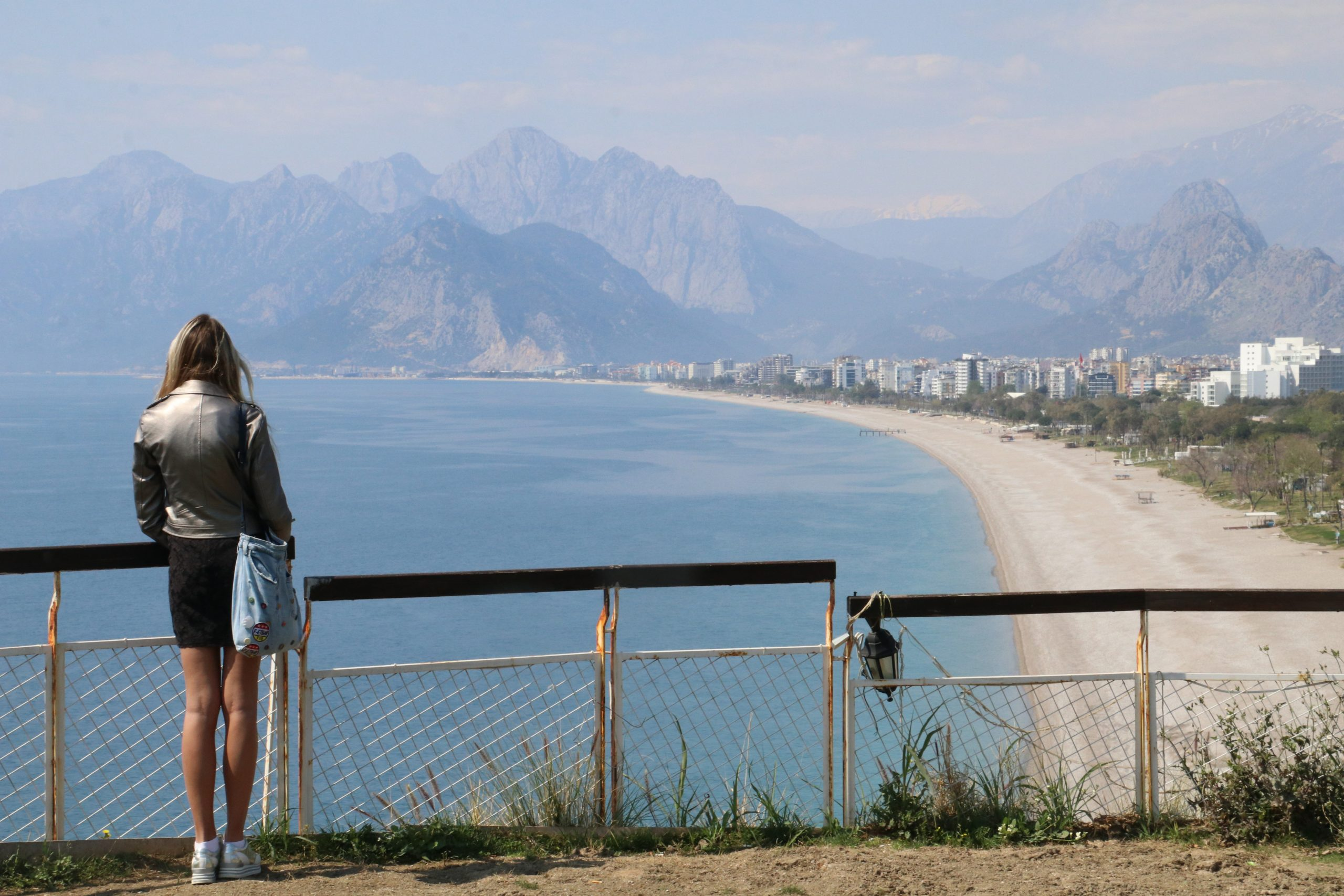 8 Ekim Cuma Antalya'da hava durumu...