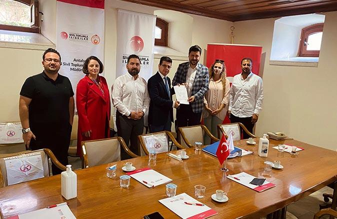 Antalya Ticaret Platformu resmen kuruldu