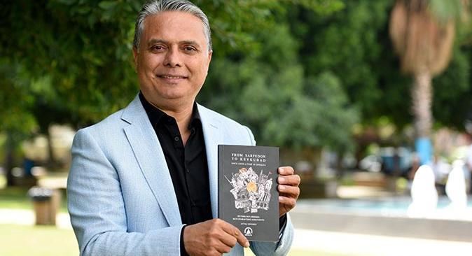Antalya'nın hikayeleri bu kitapta