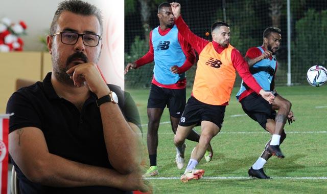 Antalyaspor Başkanı Çetin: Sivas'a puan almaya gidiyoruz