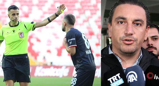 Antalyaspor As Başkanı Berkay Bahar'dan Mete Kalkavan'a çok sert tepki