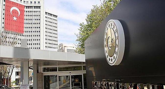 Dışişleri Bakanlığı'ndan 10 ülkeye Osman Kavala tepkisi
